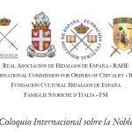 portada II Coloquio Int. Nobleza web RAHE