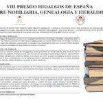 Convocatoria VIII premio HDE