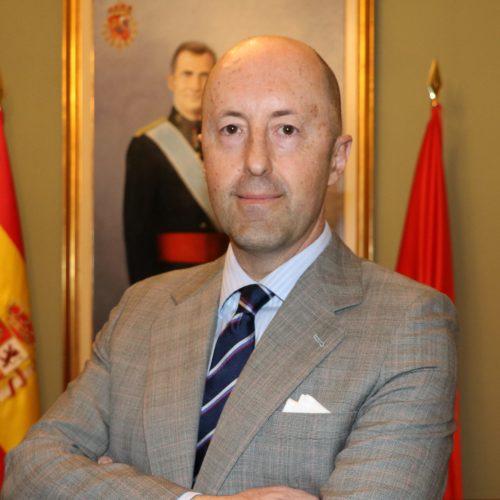 D. Carlos Pérez de Bulnes y Piñuelo