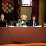 Pier Felice degli Uberti, Loredana Pinotti y Manuel Ladrón de Guevara